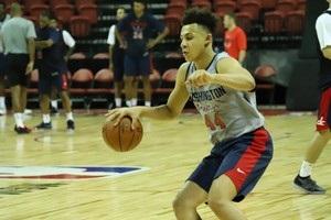 Летняя лига НБА: Санон отметился первыми результативными действиями за Вашингтон