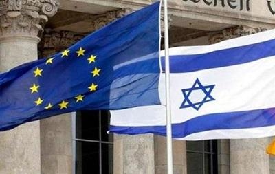 Израиль вызывает посла Евросоюза
