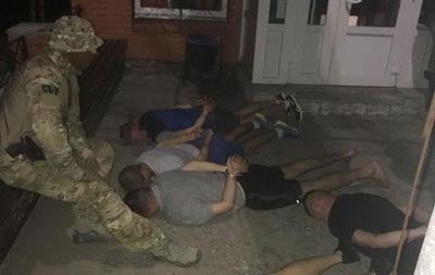 СБУ задержала группу вымогателей в Сумской области