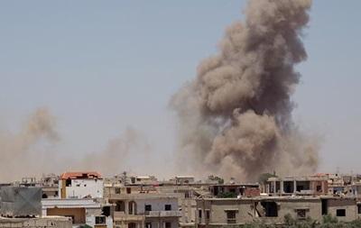 Внаслідок авіаудару в Сирії загинули понад 50 осіб