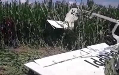 На Сумщині розбився літак, пілот загинув - ЗМІ