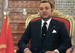Король Марокко выступил с предложением провести демократические реформы