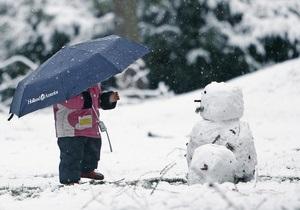 Прогноз погоды на понедельник, 24 января