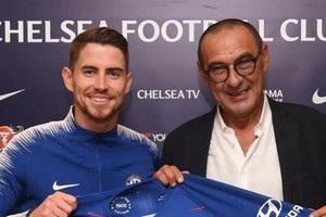 Жоржиньо став гравцем Челсі