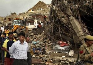 Число жертв селевых потоков в Индии достигло 115 человек