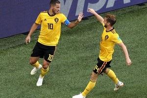 Бельгія - Англія 2:0. Відео голів та огляд матчу ЧС-2018