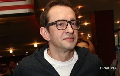 Російський актор Хабенський потрапив у базу миротворця