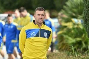 Збірна України збереться у Львові перед матчами Ліги націй