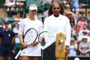Кербер: Серена змушує грати в кращий теніс