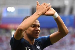Мбаппе - второй после Пеле самый молодой автор гола в финале ЧМ