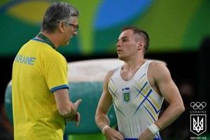Верняєв не встиг відновитися до чемпіонату Європи