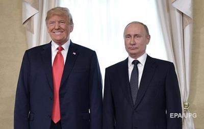 Трамп похвалив Путіна за проведення ЧС-2018