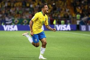 Коутиньйо: Збірна Бразилії заслужила кращого