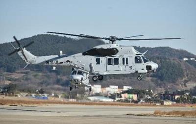 У Південній Кореї розбився військовий вертоліт, є жертви