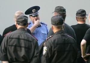 Милиция проверит законность размещения киосков в столице