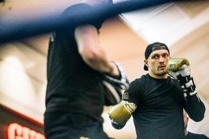 Усик: Бой с Гассиевым, это как финал Лиги чемпионов, только по боксу