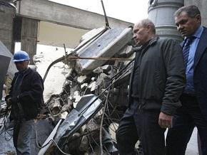 Путин приравнял к погибшим пропавших без вести при аварии на ГЭС