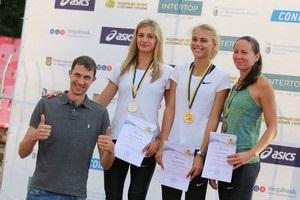 ЧУ з легкої атлетики: перемога Левченко і багато рекордів у другий день