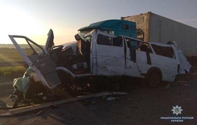 В Николаевской области в ДТП погибли пять человек