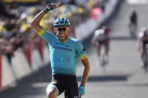 Тур де Франс: Фрайле став переможцем 14-го етапу