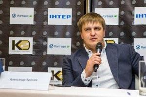 Красюк: У мене є мета - провести бій абсолютного чемпіона на Батьківщині