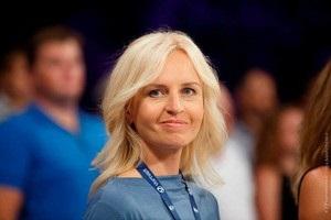 Шатернікова - про Усика: Саша був фантастично гарним в бою