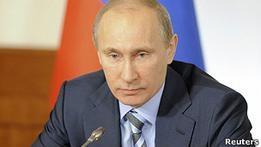 Путин исключил возможность пересмотра думских выборов
