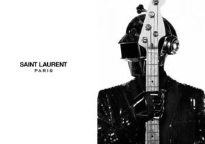 Daft Punk снялись в рекламе Saint Laurent