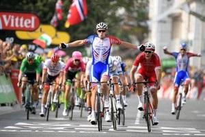 Демар виграв 18-й етап Тур де Франс