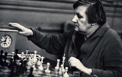 Украинская шахматистка Людмила Руденко