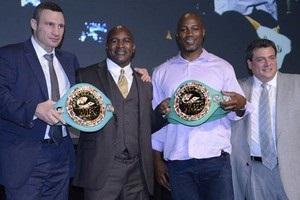 Холифилд подтвердил свое участие в конгрессе WBC в Киеве