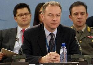 Посол Сербии в НАТО покончил с собой в аэропорту Брюсселя