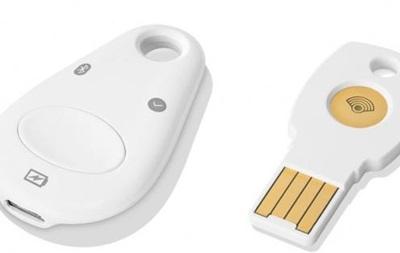 Google створив брелок для зберігання паролів