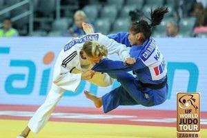 Білодід розпочала олімпійський цикл з блискучої перемоги в Загребі