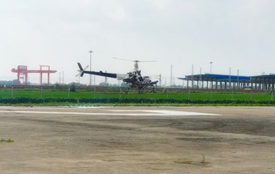 У Китаї успішно випробували безпілотний вертоліт