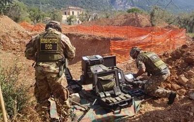 В Італії евакуйовали понад 11 тисяч осіб через бомбу