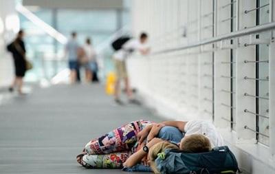 В аэропорту Мюнхена ночевали более 700 пассажиров