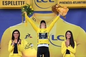 Тур де Франс: Крістофф переміг на останньому етапі