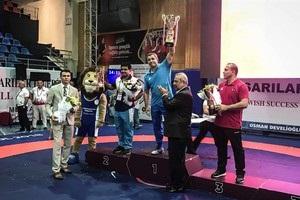 Жіноча збірна з боротьби виграла рейтинговий турнір у Стамбулі