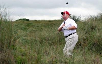 Гольф-клуб Трампа разрушил уникальные песчаные дюны в Шотландии - СМИ