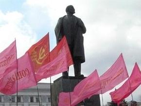 В Луганской области открыли два памятника Ленину