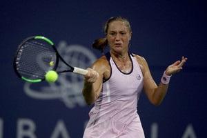 Бондаренко вилетіла в першому турі турніру в Сан-Хосе