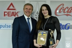 Українка-боксер Боруца отримала нагороду кращого спортсмена місяця