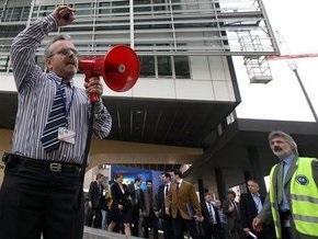 В Брюсселе из-за пожарной тревоги эвакуировано здание Еврокомиссии