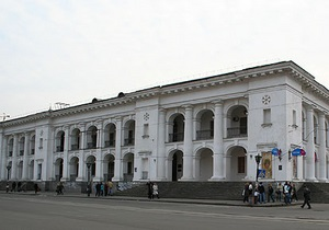 Киевские власти отдали под реконструкцию Гостиный двор на Подоле