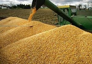 Ъ: Украина приостановила экспорт зерна