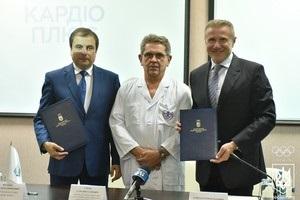 Українських спортсменів обстежуватимуть найкращі лікарі країни