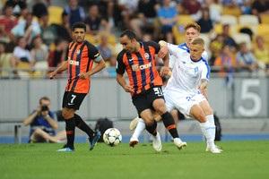 Динамо з мінімальним рахунком обіграло Шахтар