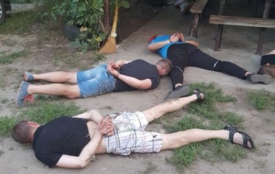 У Кіровоградській області на  сходці  затримано кримінальних авторитетів