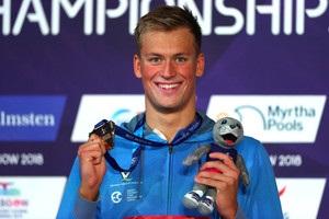 Романчук виграв свою другу медаль чемпіонату Європи